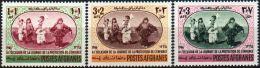 Afghanistan 1966 Stamps Child Welfare Day 3v MNH - Afghanistan