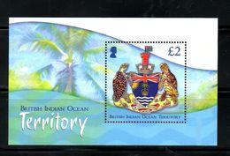 BIOT, 2014, TURTLES, M/S, MNH** - Postzegels