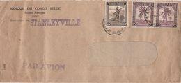 Enveloppe Commerciale / 1951 ? / Banque Du Congo Belge / Succursale De STANLEYVILLE - Belgium