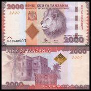 Tanzania - 2000 Shilling 2015 UNC - Tanzania