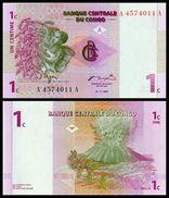 Congo - 1 Centim 1997 UNC - Congo