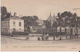Paris - Auteuil - La Maison De Retraite Chardon-Lagache - XVIe Arrondissement - ND Phot - Arrondissement: 16