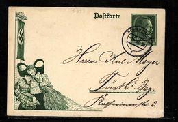DC07# Alte AK Ansichtskarte P273 Propaganda WKII - Erntedanktag 1938 - Guerre 1939-45
