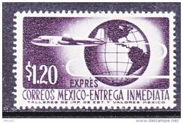 Mexico  E 21   *   FAUNA  DOVE  Wmk. 350   1964 Issue - Mexico