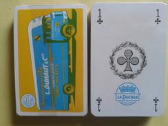 Déménagements L.DUHAUT LUNEVILLE. Jeu Neuf  De 32 Cartes Sous Blister - Playing Cards (classic)