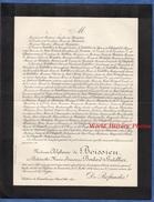 Document De 1897 - Château De VARAMBON Par PONT D' AIN - Antoinette Marie Simone BOULARD De GATELLIER , Ep. De BOISSIEU - Documents Historiques