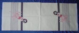 Japanese Cotton Cloth : 112 X 45 Cm. - Vintage Clothes & Linen