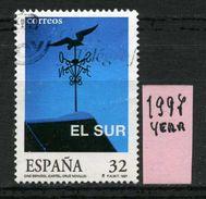 SPAGNA - Year 1997 - Usato - Used - Utilisè - Gebraucht. - 1931-Oggi: 2. Rep. - ... Juan Carlos I