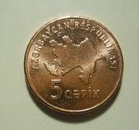 Azerbaïjan 5 Qapik 2006 - Azerbaïjan