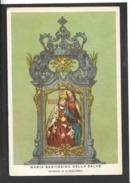 Maria Santissima Della Salve - Non Viaggiata - Vierge Marie & Madones