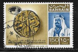 Bahrain, Scott # 176 Used Dilman Seal, 1970 - Bahrain (1965-...)