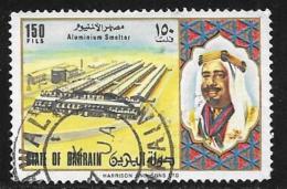 Bahrain, Scott # 199 Used National Day , 1973 - Bahrain (1965-...)