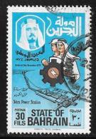 Bahrain, Scott # 210 Used National Day, 1974 - Bahrain (1965-...)
