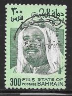 Bahrain, Scott # 235 Used Sheik Isa, 1976 - Bahrain (1965-...)