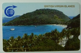 BRITISH VIRGIN ISLANDS - GPT - Coded Without Control - $5 - Peter Island - Used - Virgin Islands
