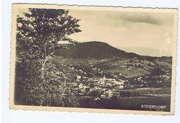 ROMANIA - ANINA / STEIERDORF - RPPC POSTCARD 1938 - STAMPS (2345) - Roumanie