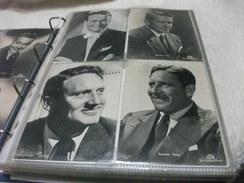 LOTTO 4 CARTOLINE CONDIZIONI VEDI IMMAGINE  RED SKELTON E TRE CARTOLINE DIVERSE DI SPENCER TRACY - Actors