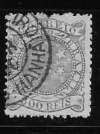 Brazil 1887 Southern Cross Used Fault - Brasil