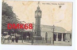 SEYCHELLES - POST OFFICE - VICTORIA - EDIT S.S. OHASHI - 1910s ( 2313 ) - Seychelles