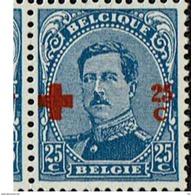 156    **    110 - 1918 Croix-Rouge