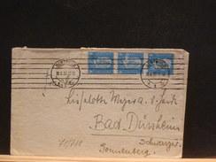 71/410  DOC. ALLEMAGNE  1932 - Briefe U. Dokumente