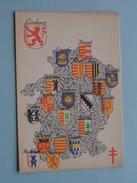 Provincie LIMBURG ( Bestrijding Der Tuberculose ) Anno 19?? ( Zie Foto Details ) ! - België