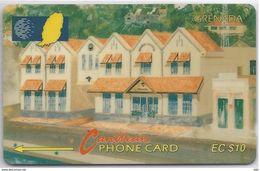 GRENADA - NEW GRENTEL BUILDING - 148CGRE - Grenada