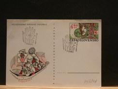 71/724A  CP  CESKOSL.  OBL. - Postal Stationery