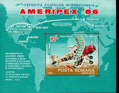 Rumänien Block 227 Briefmarkenausstellung MNH  Postfrisch ** - Hojas Bloque