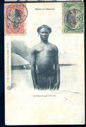 Cpa Du Soudan Bahr El Ghazal  Coiffure Et Type à Pambia   Sep17-73 - Sudan