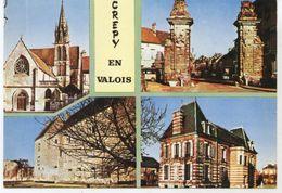 CREPY EN VALOIS EGLISE SAINT DENIS - Crepy En Valois