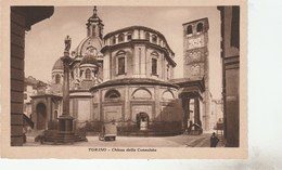 CPA - ITALIE - TORINO - CHIESA DELLA CONSOLATA -                                                 TDA109 - Churches