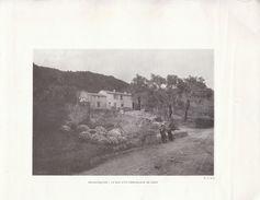 1910 - Iconographie - Le Lavandou (Var) - Le Mas D'un Démascleur De Liège à Pramousquier - FRANCO DE PORT - Non Classés