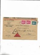 Brief Nachnahme Von Eitdord/Sieg Nach Cleve/Obergerichtsvollzieher/ 1929! - Alemania