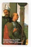 Vaticano - Urmet - Perugino - Santi Ercolano E Costanzo - Nuova - Validità 1.1.2005 - Catalogo Golden 103 - (FDC7088) - Vatican
