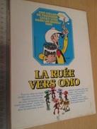 Page De Revue Des Années 60/70 : PUBLICITE LESSIVE GAIE OMO FIGURINES LUCKY LUKE  , Dimension Page  A4 - Sonstige