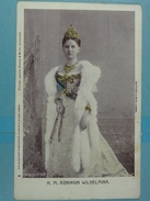 H.M. Koningin Wilhelmina - Familles Royales