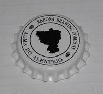 CAPSULE DE LE  BIÉRE   BARONA BREWING COMPANY - PORTUGAL - Beer