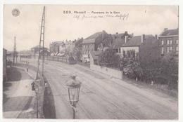 Hasselt:Panorama De La Gare. (Erster Weltkrieg, 1917) - Hasselt