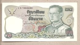 Thailandia - Banconota Non Circolata FdS Da 20 Baht - 1981 - Thailand