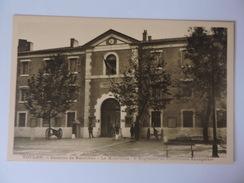 TOULON - Caserne De Bazeilles Le Mourillon  4e Régiment De Tirailleurs Sénégalais N°1724 - Toulon