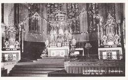 Luxembourg, Intérieur De La Cathédrale - Luxembourg - Ville