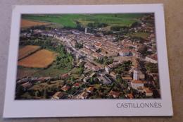 CASTILLONNES - Vue Générale ( 47 Lot Et Garonne ) - Villeneuve Sur Lot
