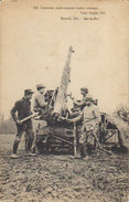 Front De L'Est  -  Camion Auto-canon Contre Avions ( D.C.A. ! ) - Guerre 1914-18