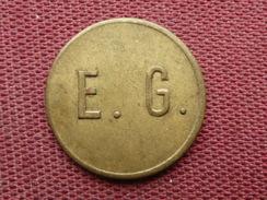 LUXEMBOURG Jeton De Café ENGEL Et GRUBER à Soleujvre RARE - Monetary /of Necessity
