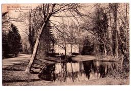 0074 - Brunoy S&O - Chateau De Beausserons , Le Parc - M.Mulard éd. à Yerres - N°345 - Brunoy