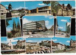 Landau: CITROËN DS, OPEL KADETT-B & REKORD P1, VW PICKUP & 1200 KÄFER/COX, HANOMAG LKW  - (Pfalz, D.) - Passenger Cars