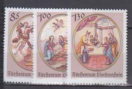 LIECHTENSTEIN           2006          N .   1369 / 1371        COTE   7 . 50  Euros - Liechtenstein