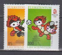 LIECHTENSTEIN           2008          N .   1426 / 1427        COTE   4 . 50  Euros - Liechtenstein