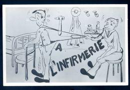 Cpsm Illustrateur Baltenweck   -- A L' Infirmerie    Sep17-79 - Illustrateurs & Photographes
